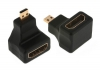 Перех. HDMI гн. - micro HDMI шт.угловой 17-6816 REXANT